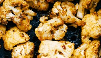 Geroosterde Air Fryer Bloemkool Recept