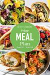 7-daags gezond maaltijdplan (12-18 april)