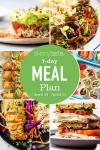 7-daagse gezonde maaltijd (19-25 april)